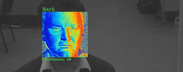 Projekt zu 3D-Gesichtserkennungssystemen