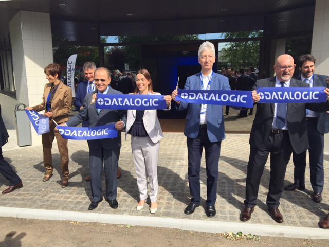Datalogic eröffnet neues Headquarter