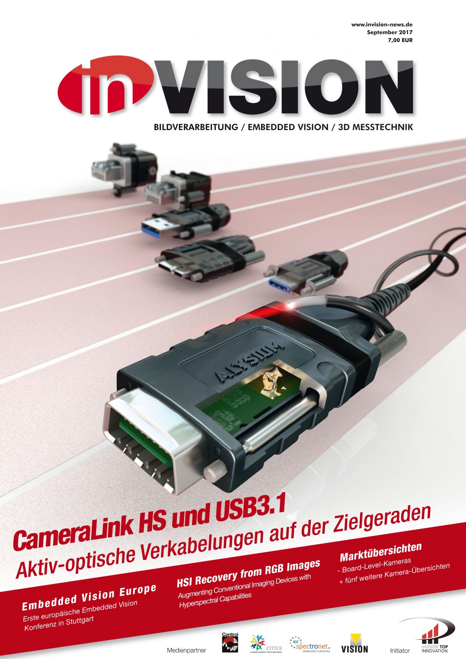 Kamera-Ausgabe der inVISION online