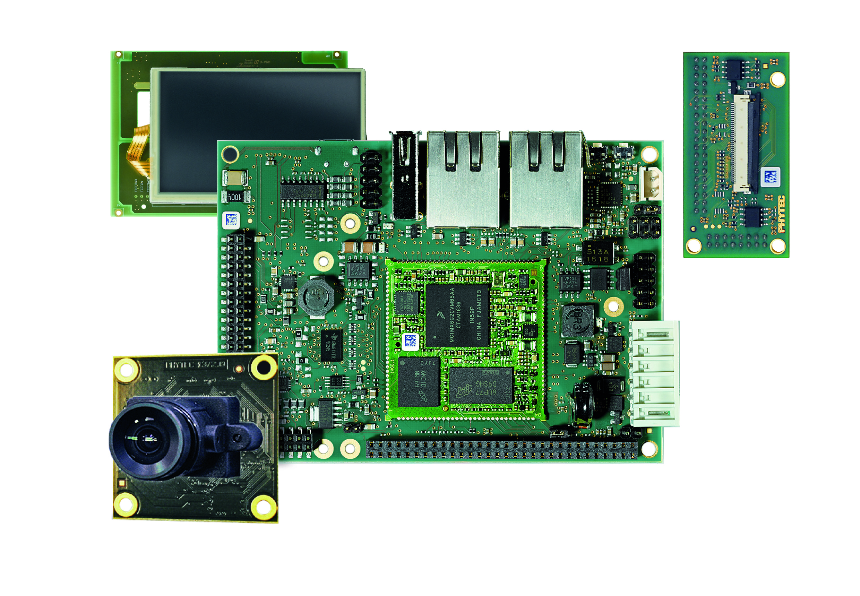Embedded Imaging Kit unter 300 Euro