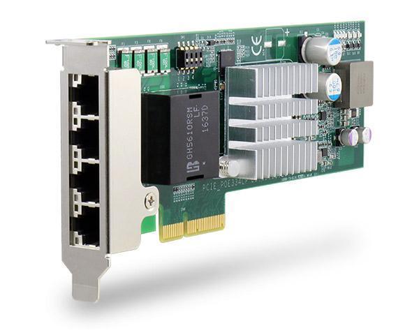 4-Port Server-Grade GigE Grabber