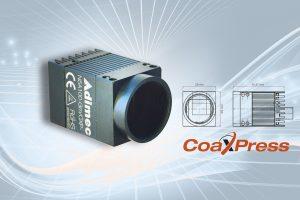 CXP-5MP-Kamera mit 105fps
