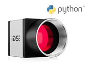 Prototypen-Entwicklung mit dem IDS uEye Python Interface