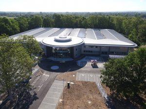 Vision Engineering eröffnet neues Hautquartier