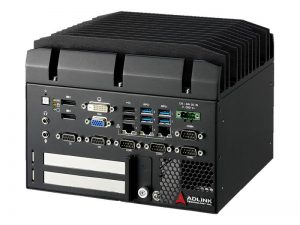 Embedded Computerwith Four Expansion Slots