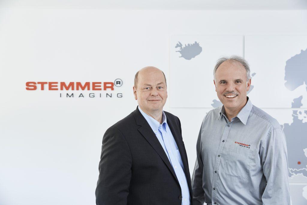 Doppeltes Jubiläum bei Stemmer Imaging