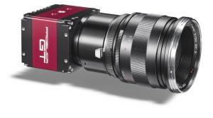 Hochauflösende Kameras mit Python CMOS