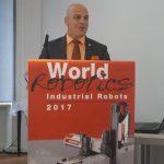 1,7 Million Industrie-Roboter bis 2020
