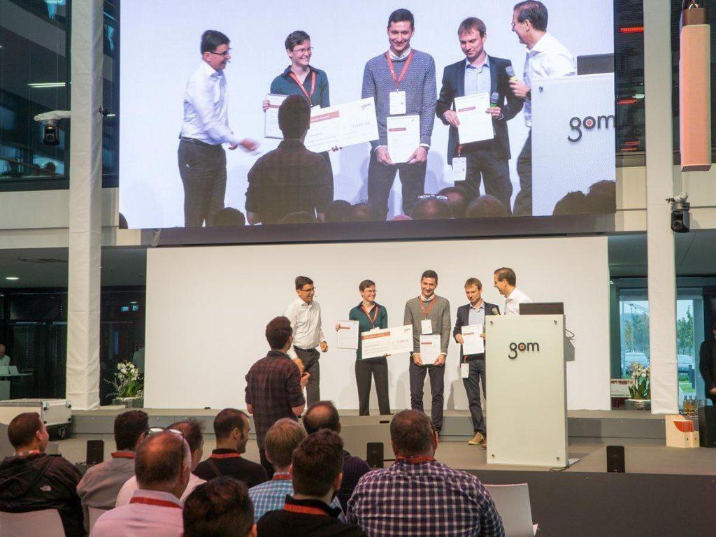 Sieger des GOM Education Awards