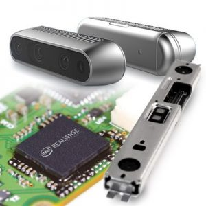 Intel RealSense lässt Maschinen sehen und denken