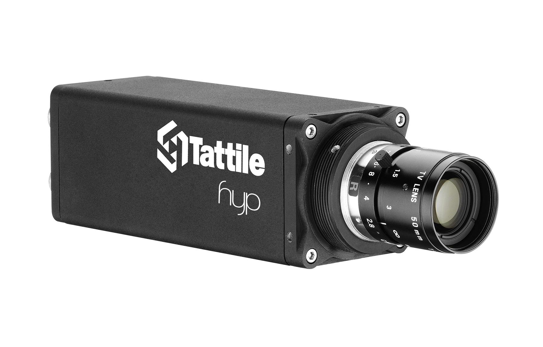 Tattile's hyperspektrale Smart-Kamera 'S200'bringt Höchstleistung direkt ans Band
