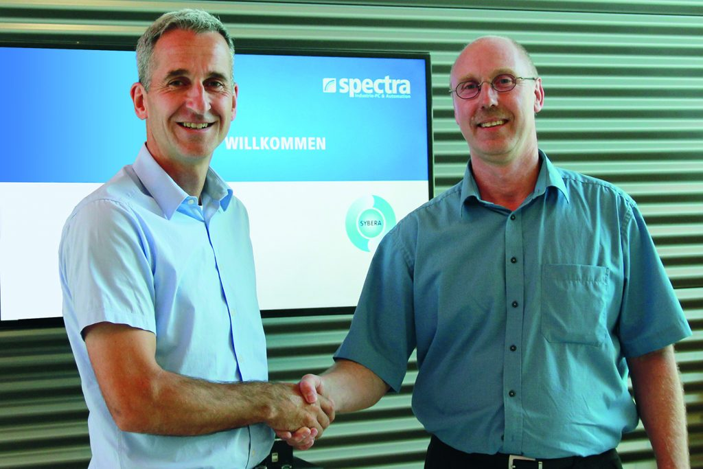 Kooperation Spectra und Sybera