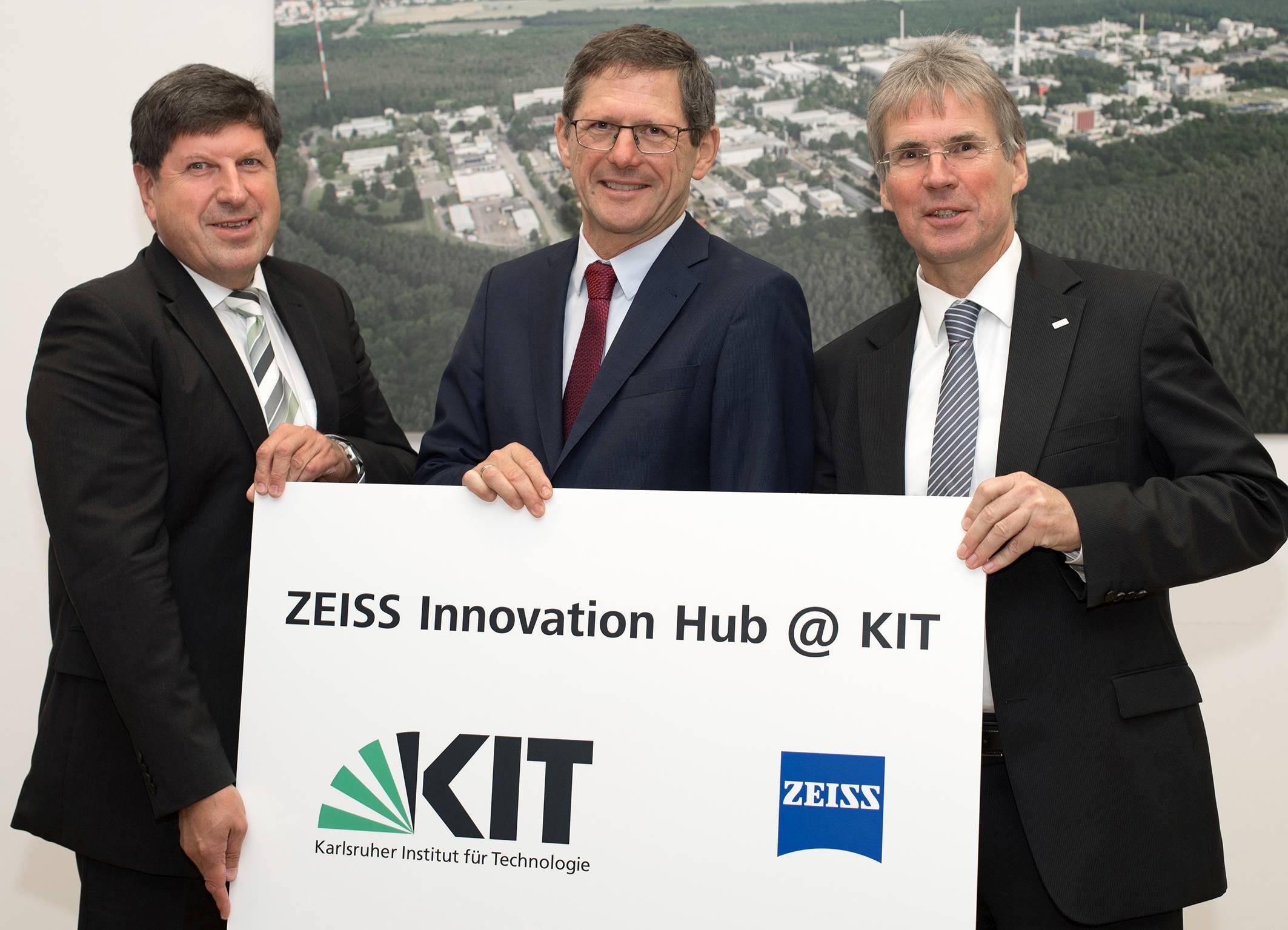 Zeiss investiert in Innovation Hub