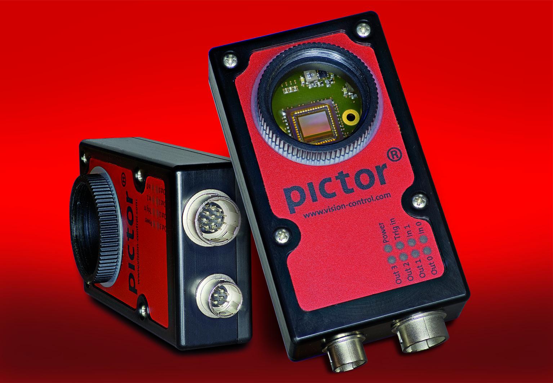 Neue Serie intelligenter Kameras