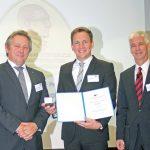 WGP verleiht Otto-Kienzle-Gedenkmünze