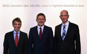 Zeiss investiert in Hightech-Standort Jena