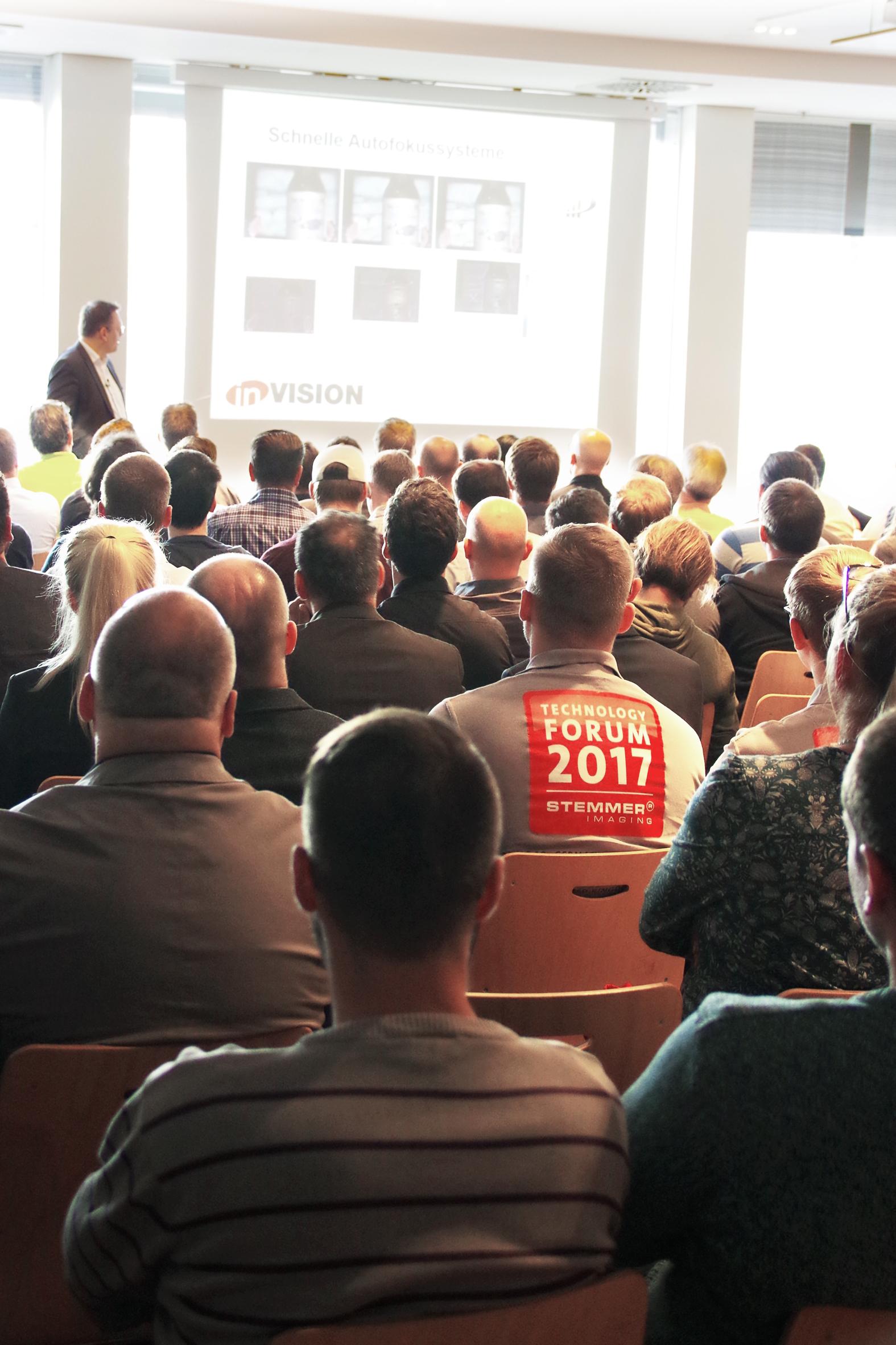 Vorträge des Stemmer Technologieforum sind online