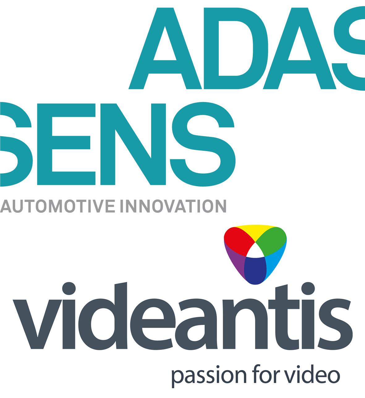 Partnerschaft zwischen Videantis und Adasens