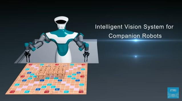 Video: Roboter spielt Scrabble