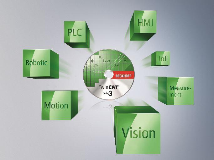 Beckhoff Automation: Vision-Integration in die SPS-Welt