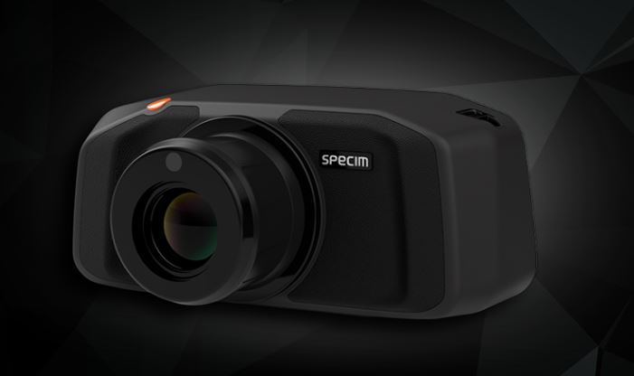 Specim: Mobile hyperspectral snapshot photography