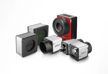 Flächen-, Zeilen- und Smart Kameras von 0,3 bis 50MP