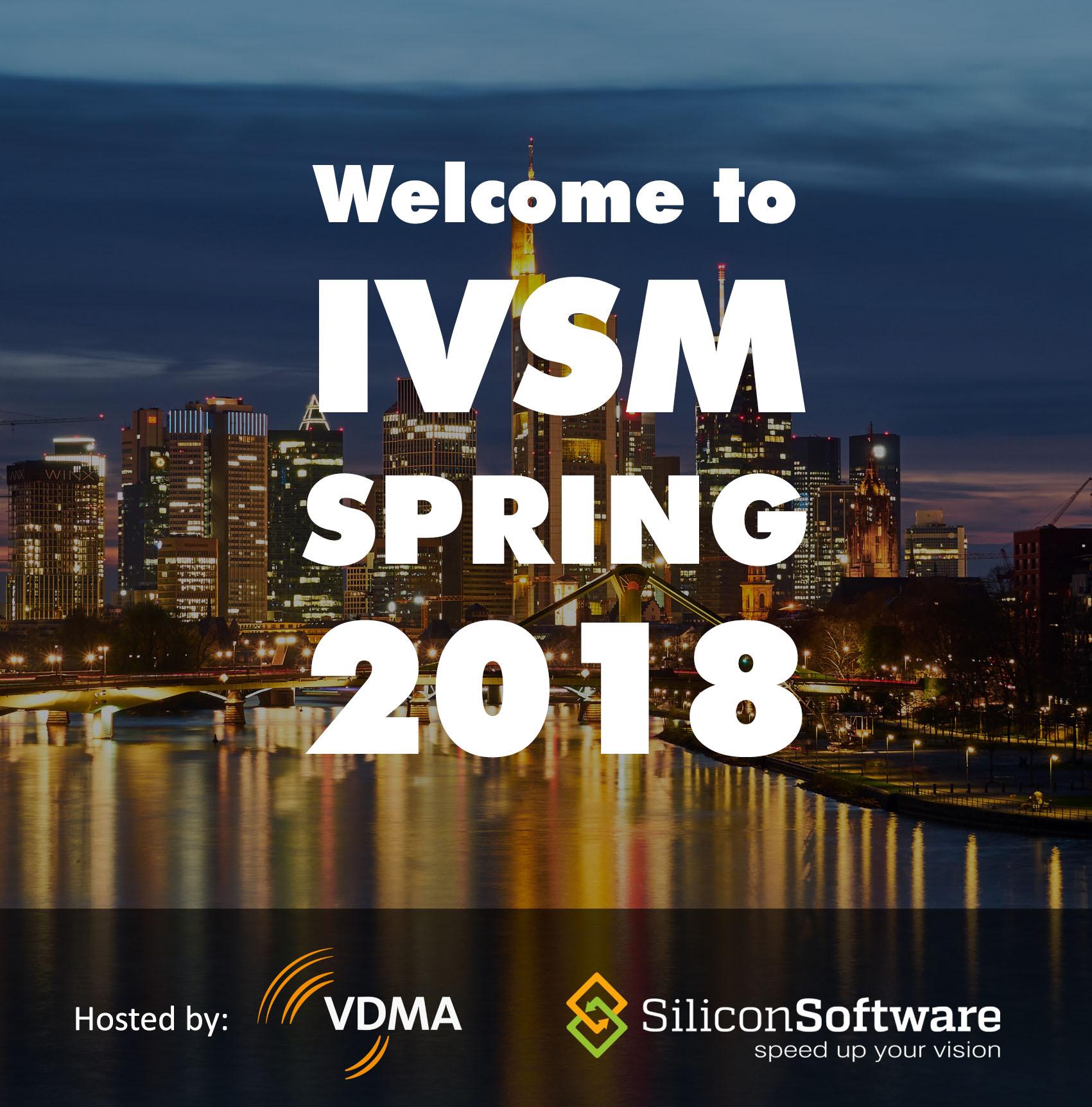International Vision Standards Meeting 2018