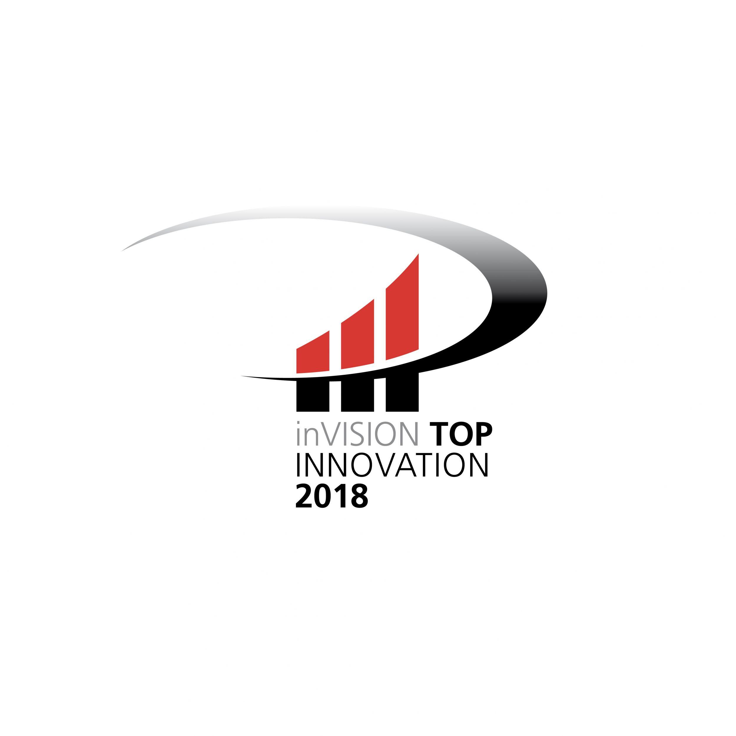 InVISION präsentiert die ´Top Innovation 2018´