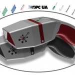 Multikommunikativer ID-Scanner aus Aluminium
