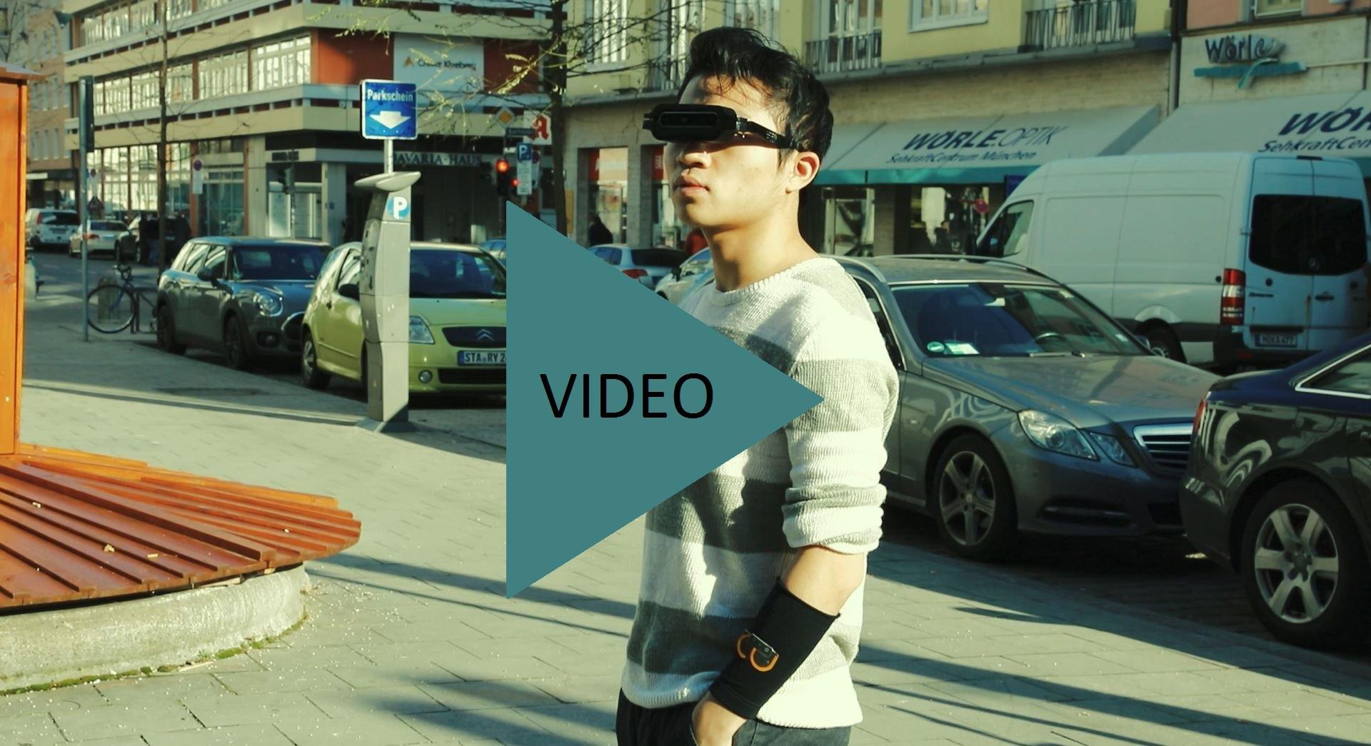 Video: intelligente 3D-Brille für Sehbehinderter