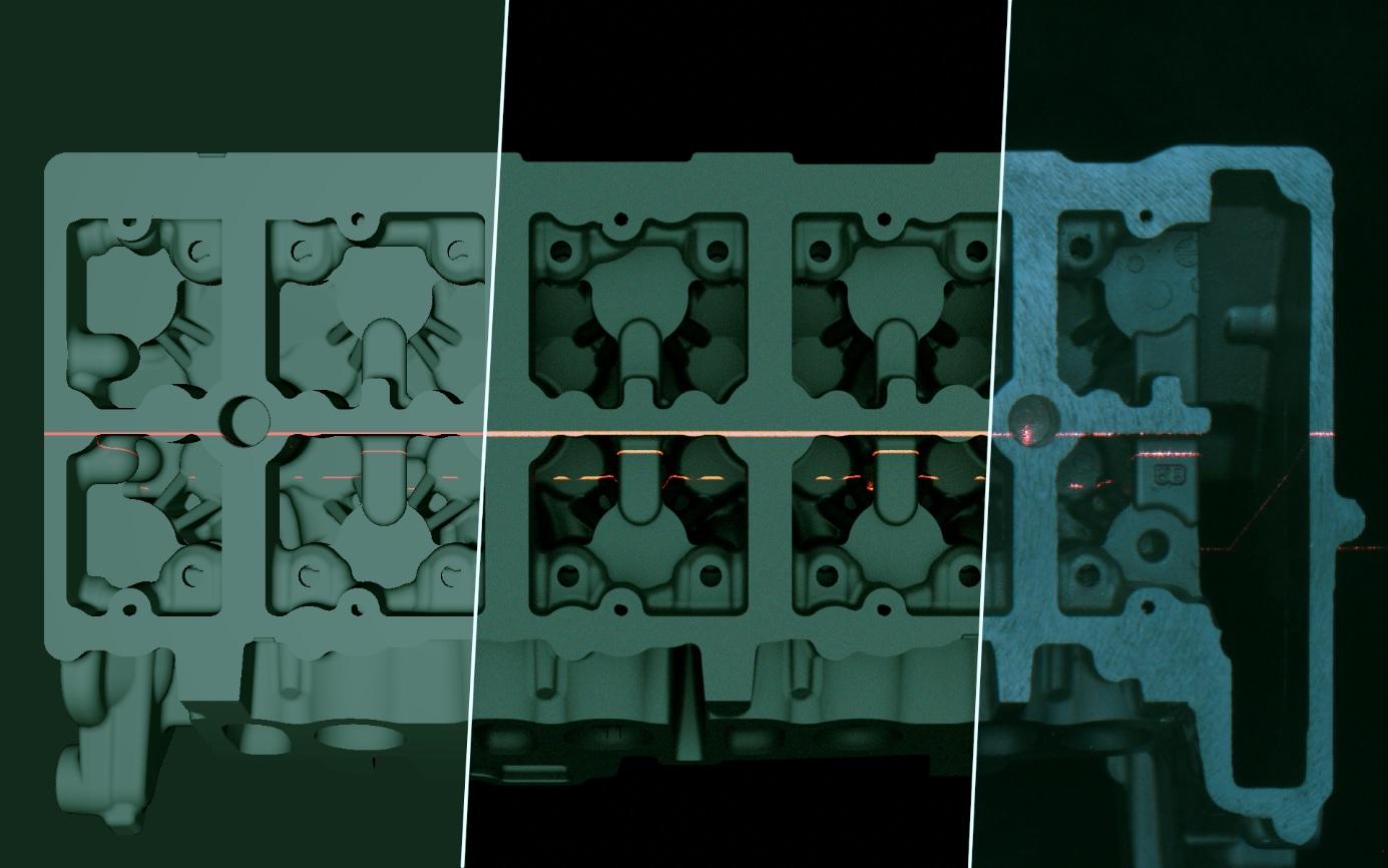 Sensorrealistische Bildsimulation