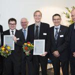 Werth-Stiftung prämiert wissenschaftliche Arbeiten