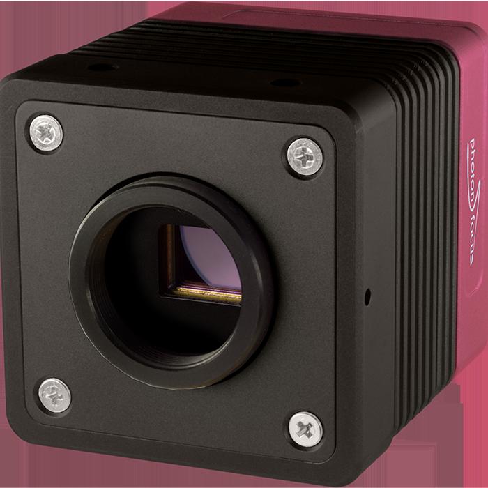 SWIR-Kamera von Photonfocus – schnell und präzise
