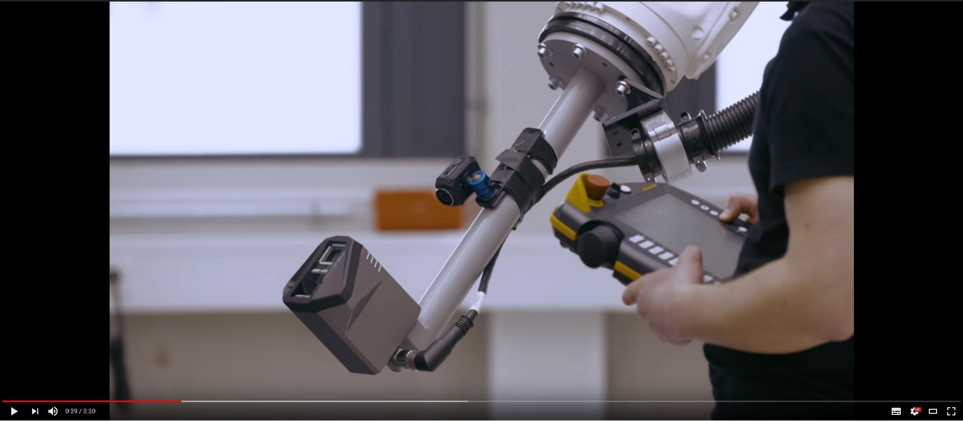 Video: Optische Messtechnik beim VW Werk Wrzesnia