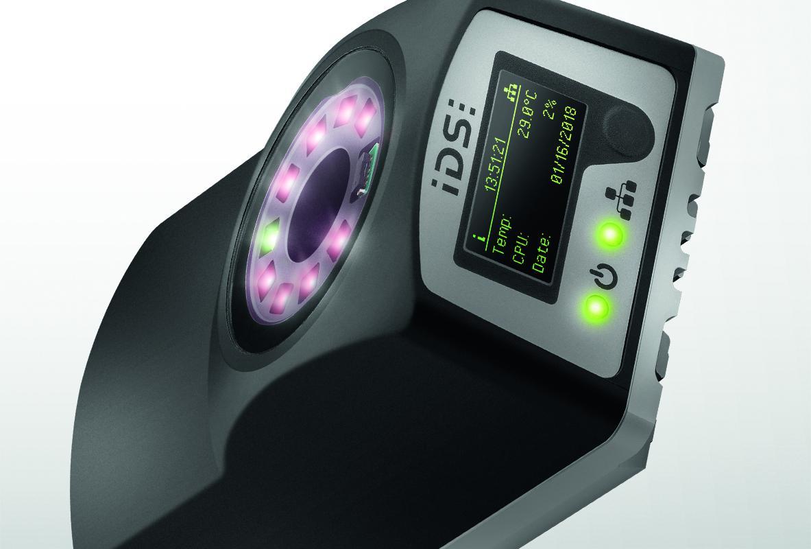 IDS NXT: Neuartige Vision-App-basierten Sensoren und Kameras