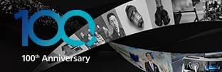 100-jähriges Jubiläum bei Panasonic
