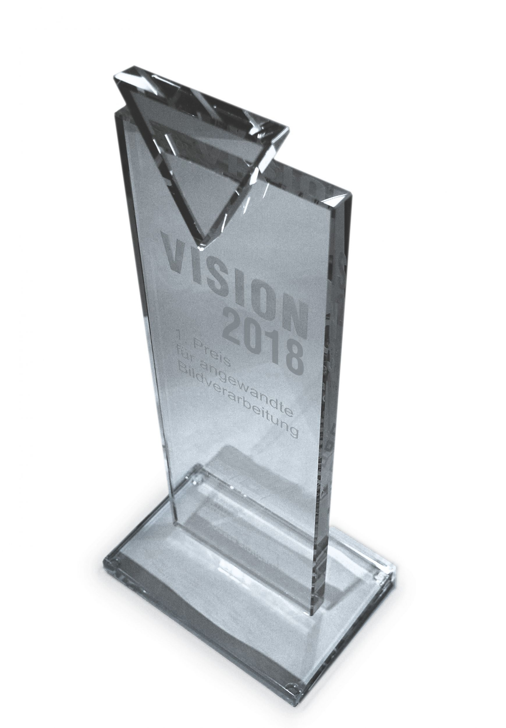 Vision Award 2018: Call for Papers