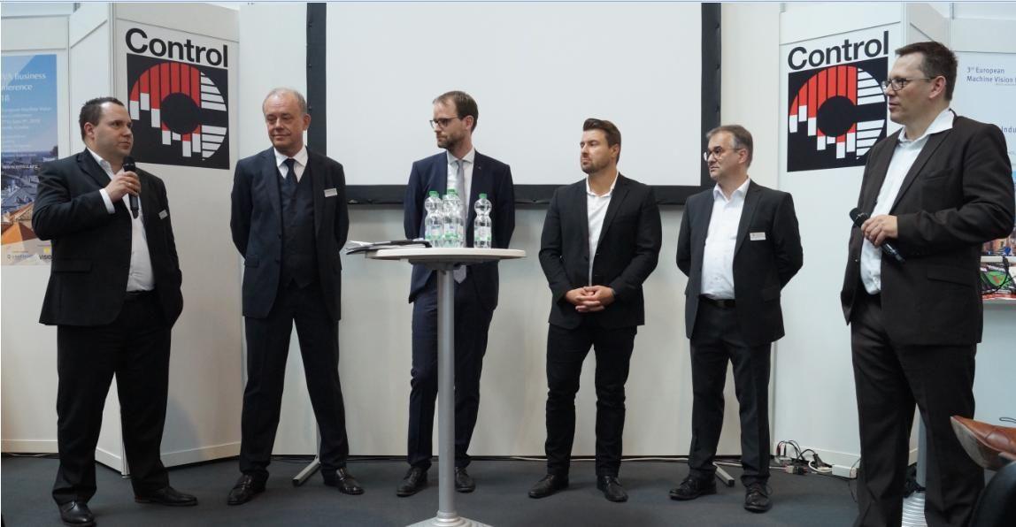 Erfolgreiches Control Vision Talks Forum