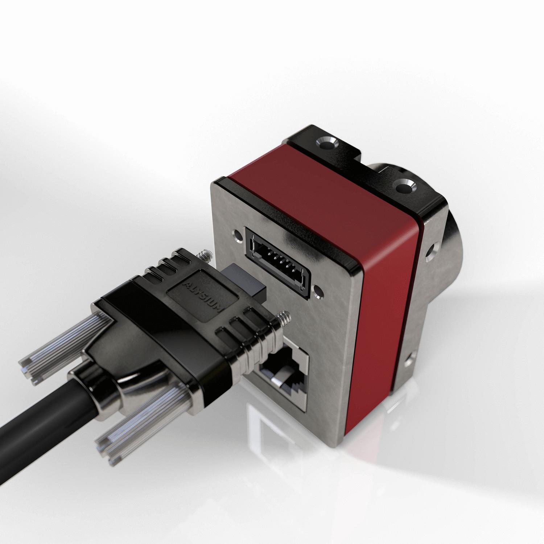 A+ BRJE-Verkabelungen für Teledyne-Dalsa-Kameras