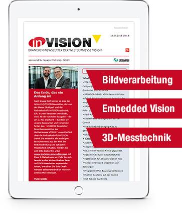Bildverarbeitung - Embedded Vision - 3D-Messtechnik