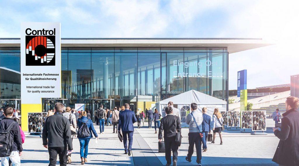 Die Messe Control zeigt vom 24. bis 27. April 2018 in Stuttgart die neuesten Technologien und ihre Anwendung in der QS-Praxis. (Bild: P.E. Schall GmbH & Co. KG)