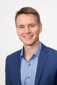 Mr. Tapio Kallonen (Bild: Specim, Spectral Imaging Ltd.)