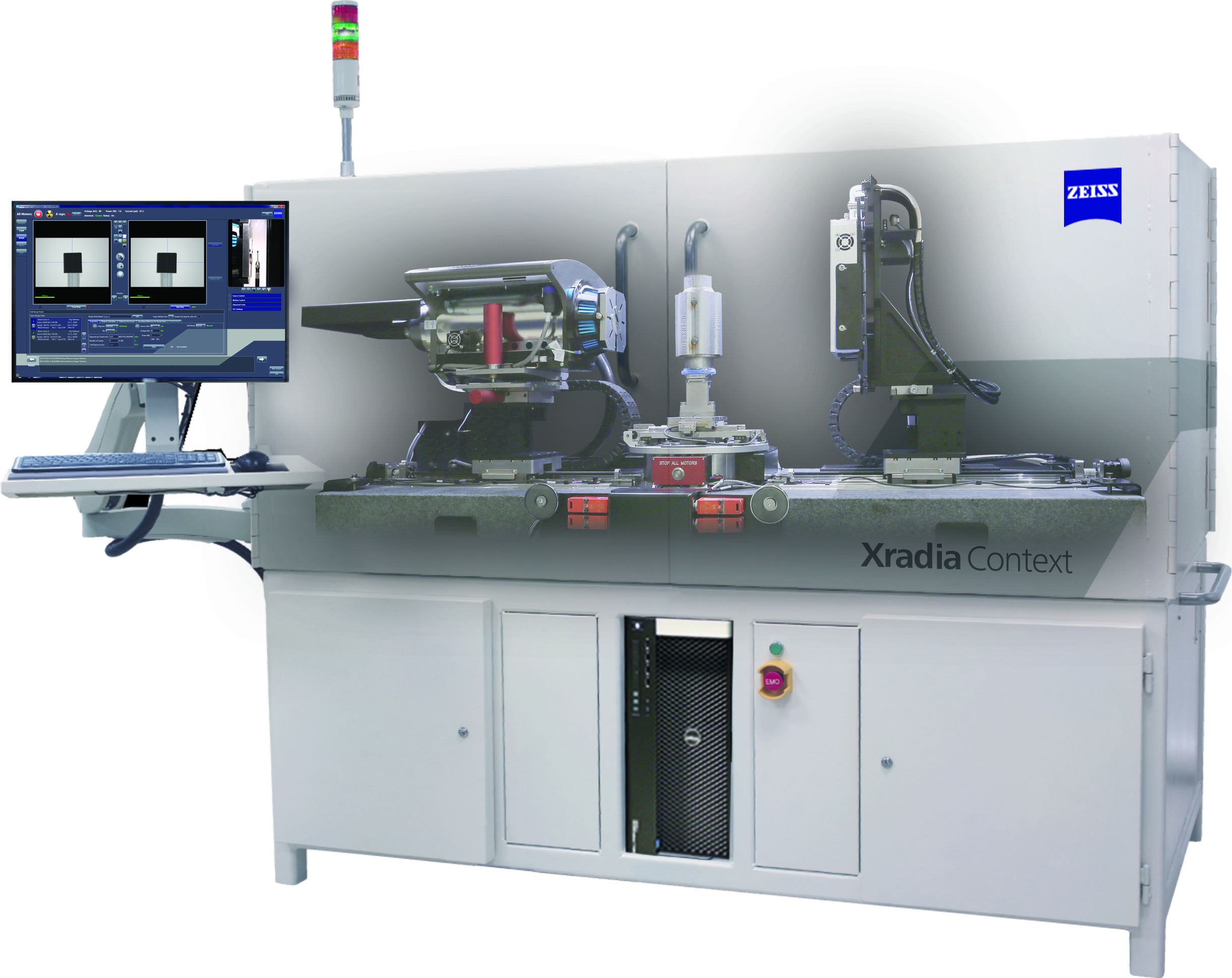 3D X-ray microCT system