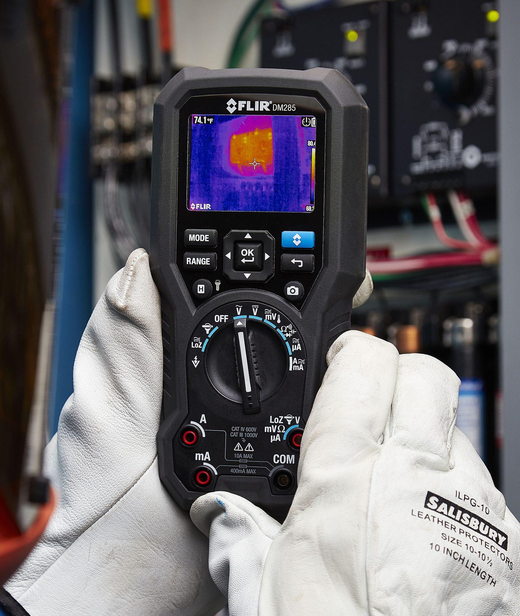 Wärmebild-Multimeter