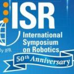 ISR Robotik-Konferenz mit Jubiläum