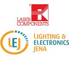Kooperation zwischen LEJ und Laser Components