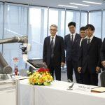 Partnerschaft zwischen Omron und Techman Robot