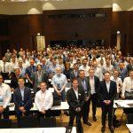 160 Teilnehmer bei der chii2018