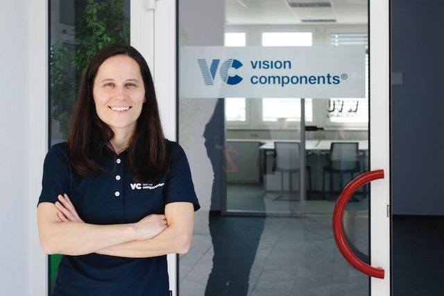 Vision Components: Neue Leiterin Business Development