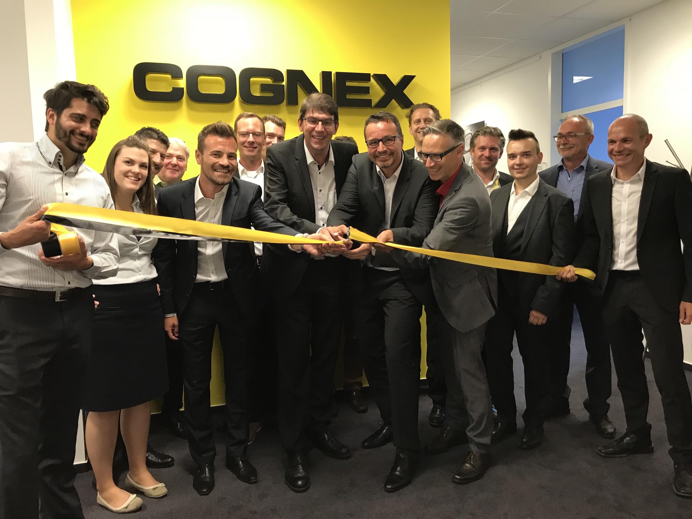 Cognex eröffnet Vertriebsbüro Süddeutschland